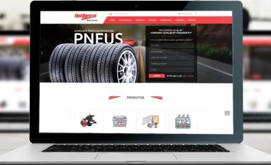 A RGB publicou o novo Website da Del Rosso
