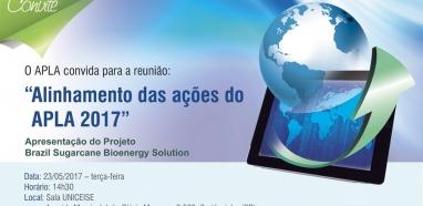Convite - Reunião Ações do APLA 2017