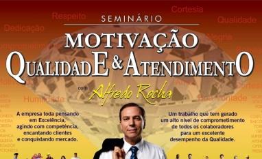 SENADE realiza Seminário Motivação Qualidade & Atendimento