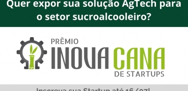 Estão abertas as inscrições para o Prêmio INOVACANA de Startups