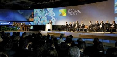 País segue a rota do crescimento econômico e da estabilidade institucional, afirma Marcos Pereira