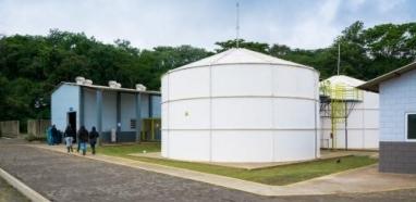 CIBiogás e Itaipu inauguram planta de biogás para a geração de biometano