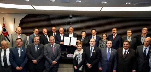 Presidente do CEISE Br assina manifesto para implantação do Renovabio