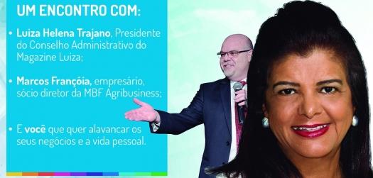 Encontro de Visionários - Palestra com Luiza Helena Trajano