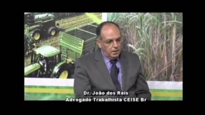20/11 - Programa Brasilagro: Reforma Trabalhista