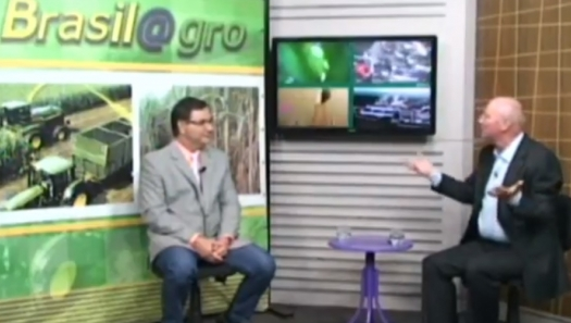 03/12 - Programa Brasilagro: Aparecido Luiz