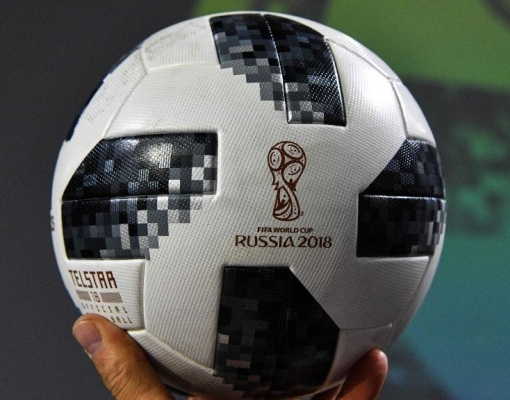 aca461cd9 Bola da Copa do Mundo 2018 terá camada de borracha feita da cana ...
