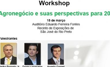 Workshop FGV - O Agronegócio e suas perspectivas para 2018
