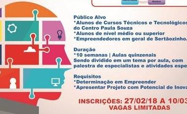 FATEC Sertãozinho - Escola de Inovadores