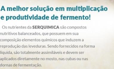 Serquímica - É na multiplicação do fermento que se inicia uma boa safra!