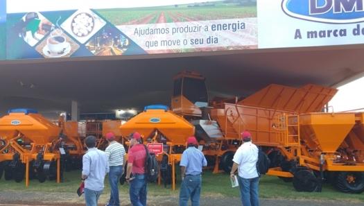 Lançamentos da DMB na Agrishow elevam eficiência de operações agrícolas