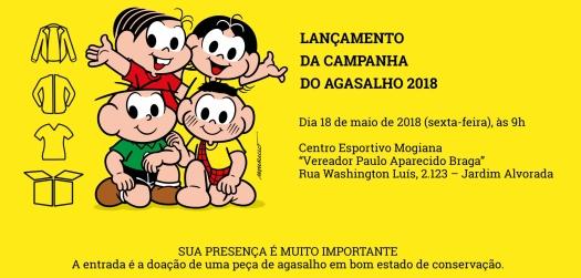 Fundo Social de Sertãozinho lança sua Campanha do Agasalho no dia 18