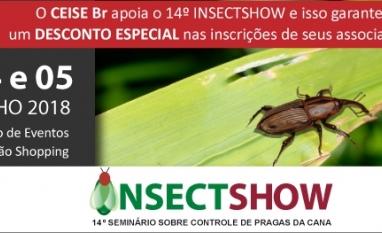 14º Insectshow - Seminário sobre Controle de Pragas da Cana