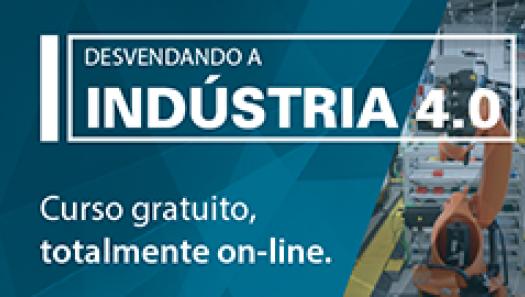 Curso Desvendando a Indústria 4.0