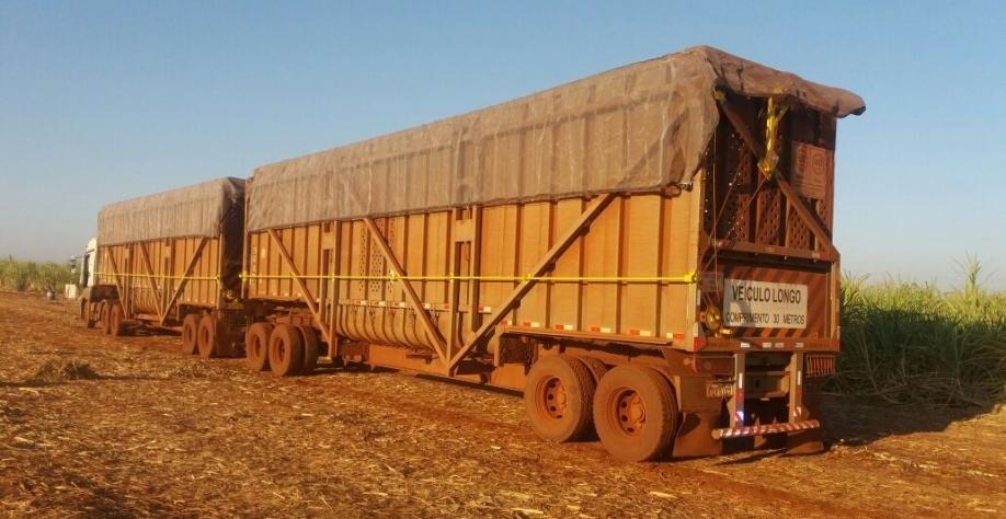 Turma considera lícita terceirização do transporte de cana por usina de açúcar e de álcool