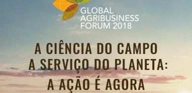 Acontece no próximo mês a quarta edição do Global Agribusiness Forum