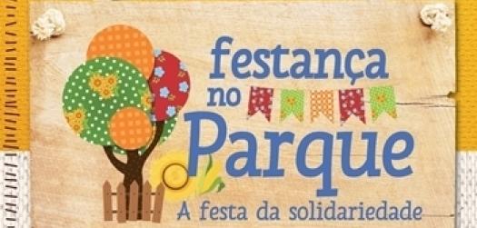 Vem aí Festança no Parque -  A Festa da Solidariedade