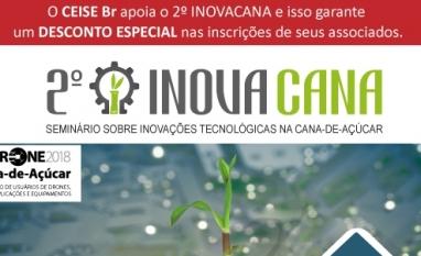 2º Inovacana - Seminário sobre inovações tecnológicas na cana-de-açúcar