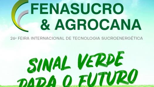 Fenasucro e Agrocana - A bioenergia é o nosso futuro!