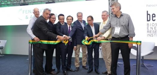Otimismo e reconhecimento do setor sucroenergético marcam abertura oficial da 26ª FENASUCRO & AGROCANA