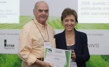 Selo Energia Verde 2018 é entregue na Fenasucro & Agrocana
