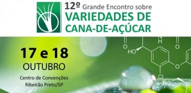 Temário do 12º Grande Encontro Sobre Variedades de Cana de Açúcar (GRUPO IDEA)
