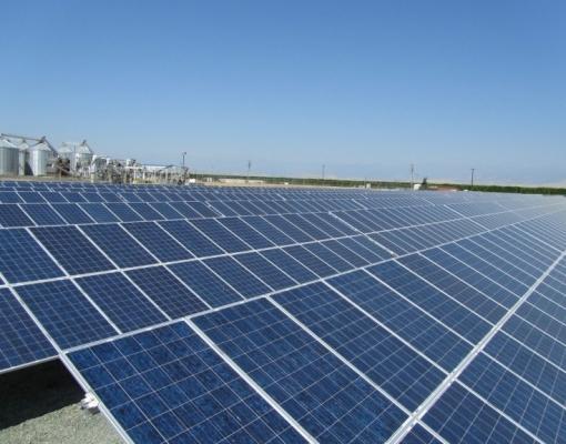 Energia solar aumenta potência instalada no Brasil