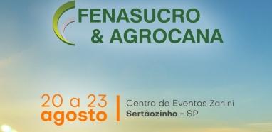 Não fique de fora da Fenasucro & Agrocana 2019