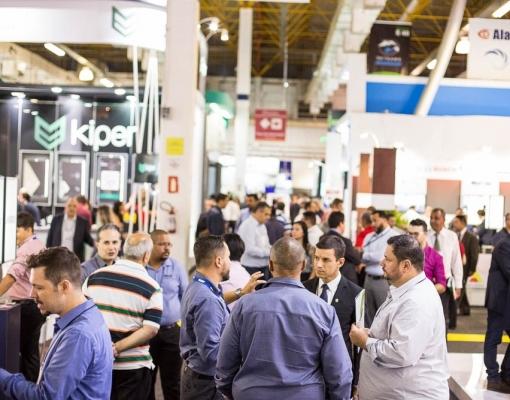 ISC Brasil acontece de 25 a 27 de junho no Expo Center Norte em São Paulo (foto: Divulgação)