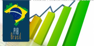 PIB do Brasil cresceu 1,1% em 2018, o mesmo ritmo do ano anterior