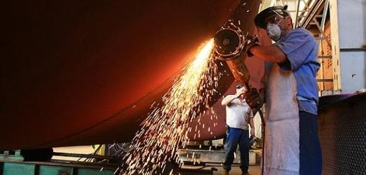 Prévia da confiança da indústria sinaliza aumento de 0,4 ponto