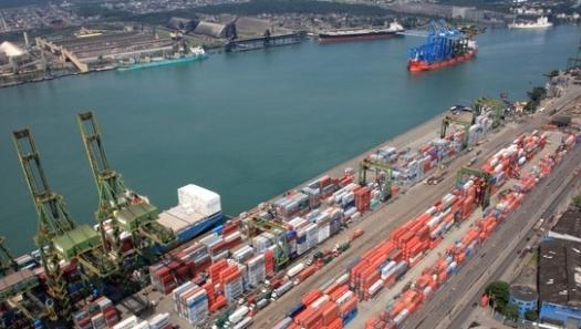 Porto de Santos crescerá 110% até 2060, diz estudo