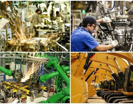Faturamento da indústria de máquinas cresce 6% no 1º trimestre, diz Abimaq
