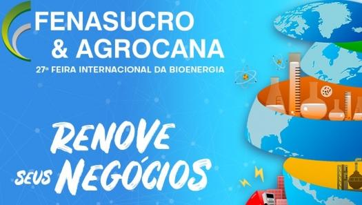 27ª FENASUCRO & AGROCANA amplia visão de mercado com destaque para o setor de bioenergia