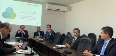 Presidente do CEISE Br participa de reunião do comitê da ABAG