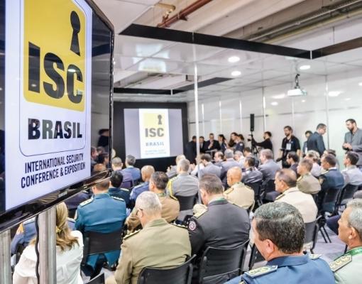 Congresso ISC terá mais de 150 horas de conteúdo de alta qualidade e impacto no mercado de segurança brasileiro. (Crédito: Divulgação)