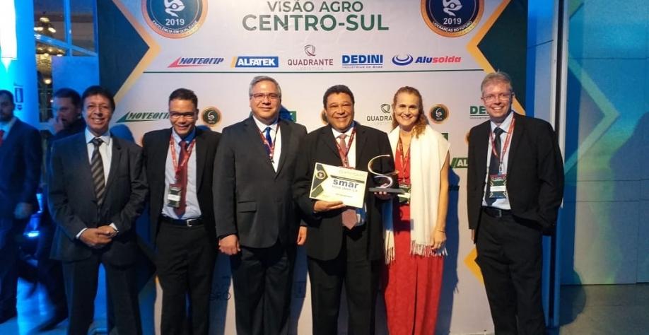Da esquerda para direita: Wagner Dias, Luciano Botto, Ricardo Argolo, Libanio Souza, Deise Secani e Delcio Prizon (foto Alex Ramos)