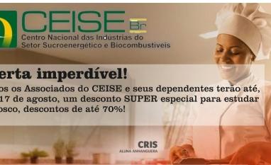 Parceria CEISE Br e Faculdade Anhanguera - Unidades Sertãozinho e Ribeirão Preto