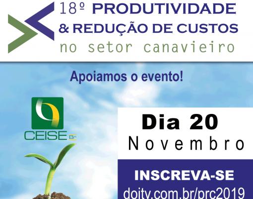Grupo Idea - 18º Seminário de Produtividade e Redução de Custos no setor Canavieiro.
