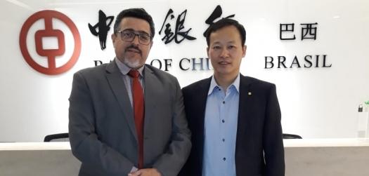 CEISE Br articula com Bank Of China oportunidades para a indústria