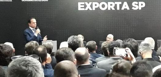 CEISE Br prestigia lançamento do Exporta SP