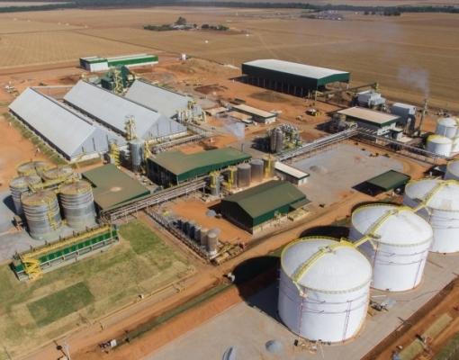 Foto: Planta da FS Bioenergia (divulgação)