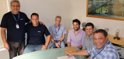 Smar e IFSP assinam Acordo de Cooperação Técnico Educativo