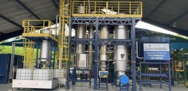 Tecnologia e inovação no gerenciamento de resíduos e geração de energia alternativa