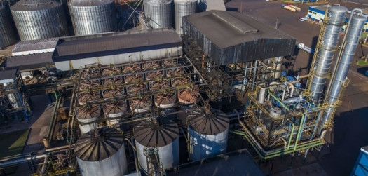 Inpasa tem autorização para implantar segunda usina de etanol de milho no país