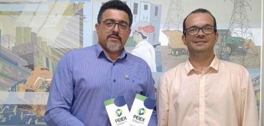 CEISE Br e PEIEX Ribeirão firmam parceria