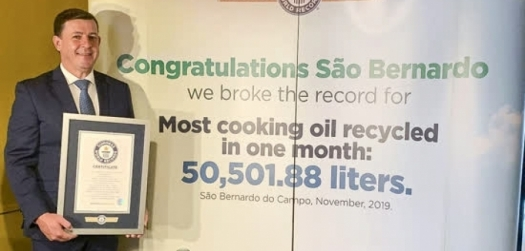 São Bernardo traça plano para usina de Biodiesel na cidade