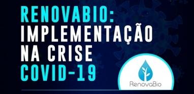 RenovaBio: Implementação na crise COVID-19