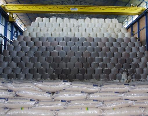 Exportação de açúcar do Brasil no mês já supera o total embarcado em maio de 2019
