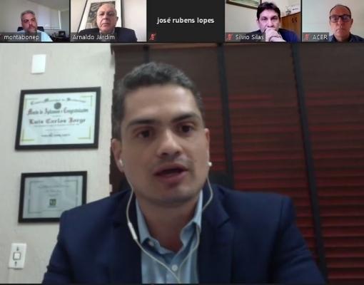 CEISE Br pede apoio do deputado Arnaldo Jardim para ajudar a indústria